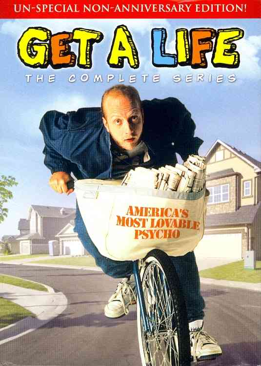 GET A LIFE:COMPLETE SERIES BY GET A LIFE (DVD)
