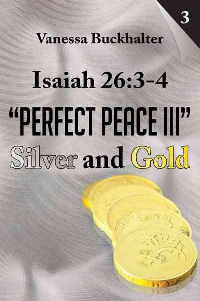 Isaiah 26:3-4 'Perfect Peace Iii' By Buckhalter, Vanessa